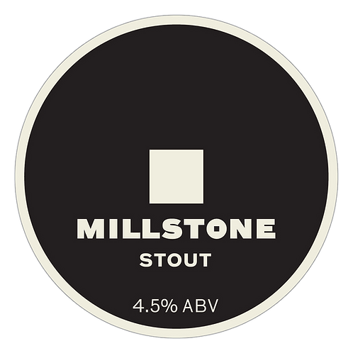 Stout 500ml Bottle