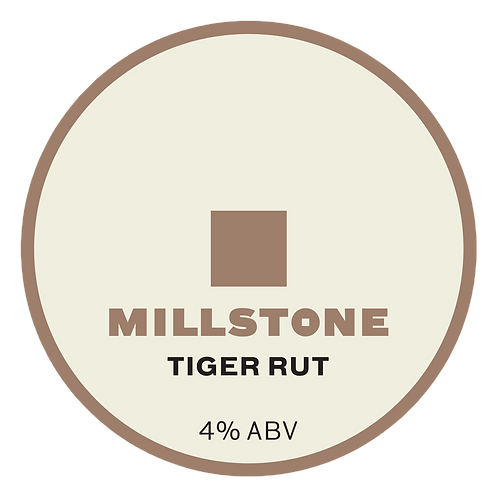 Tiger Rut 5 Litre Mini Keg