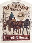 Millstone Brewery Coach & Horses Beer