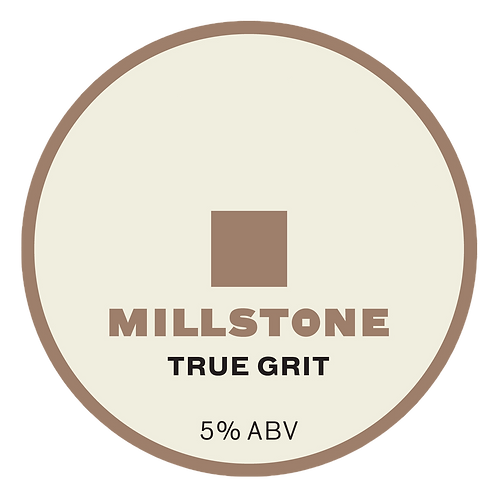 True Grit 500ml Bottle