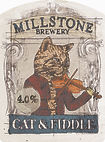 Millstone Brewery Cat and Fiddle Beer