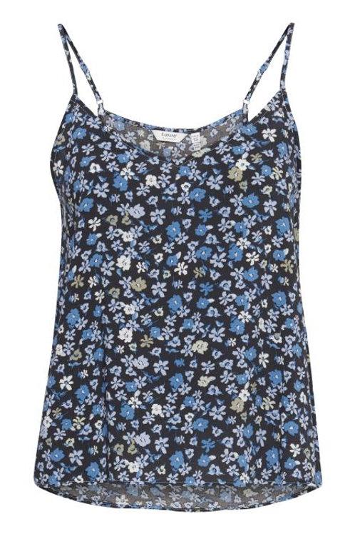 B.Young BYMmjoella Vest Top Blue Mix