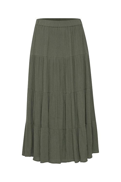 B.Young BYGanda Skirt Olive