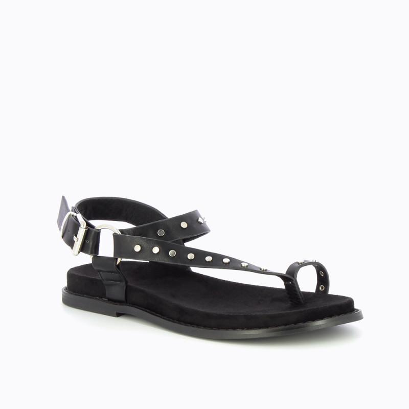 black-toe-loop-sandals-with-studs