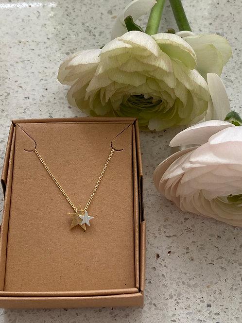 Sixton Star Necklace