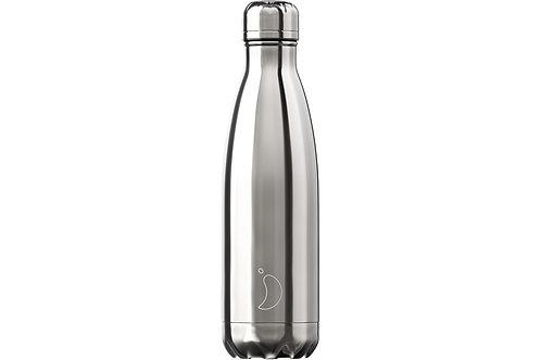 Chillys Bottle Chrome Edition 500ml