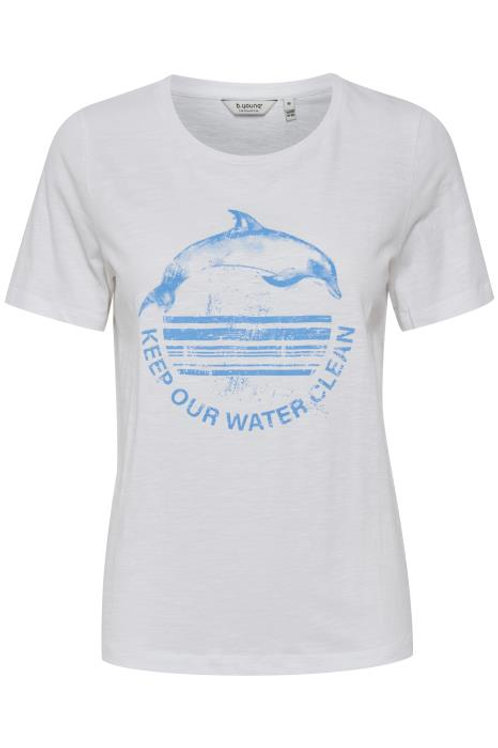 B.Young BYSafie Dolphin  T Shirt