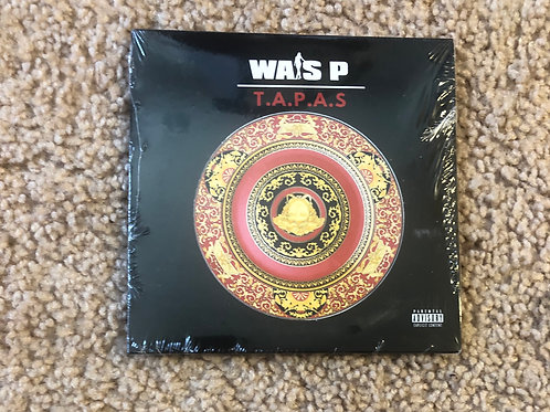 T.A.P.A.S. Compact Disc