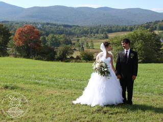 Paige & Brian - A Wellman Farm Wedding