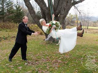 Bethanie & Dave - Farm House Wedding