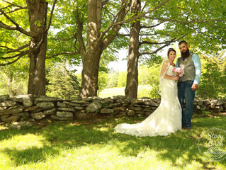 Backyard Wedded Bliss with Saryn & Anthony