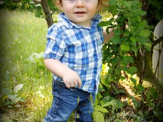 Babies Outdoors - Jon Junior Turns One