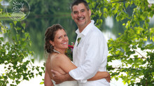 Ron & Wendi Wed on Wilson Pond