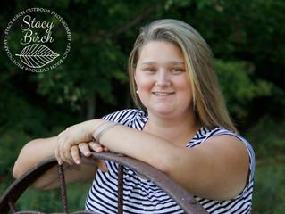 Gabby - Leland & Grey Class of 2016