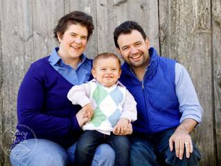 Mesa/Penson Family Session