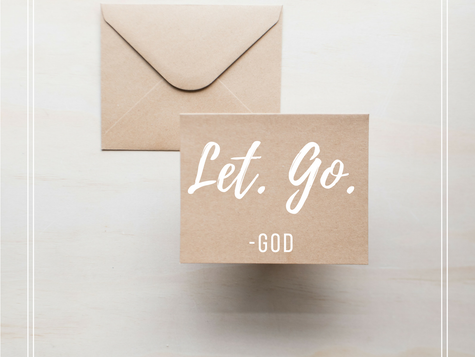 Let. Go.