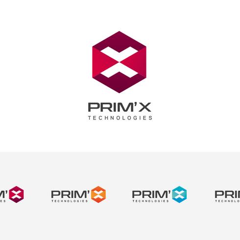 Logo Prim'X - Axe 2