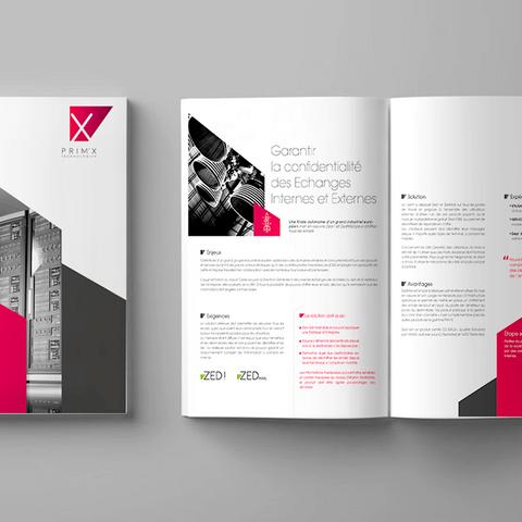 Catalogue Prim'X : pages intérieures - Axe 1