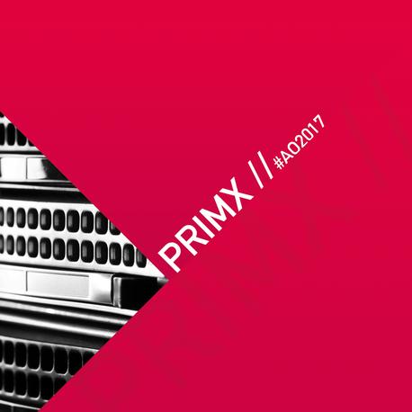 PRIMX - Identité visuelle