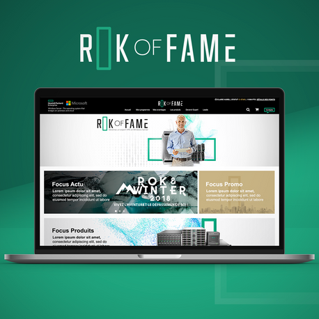 HPE - ROK of FAME