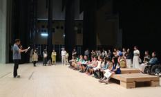 武蔵野市民社協公演 「Mの見えざる樹」は7/8です