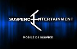 Suspence Entertainment Logo