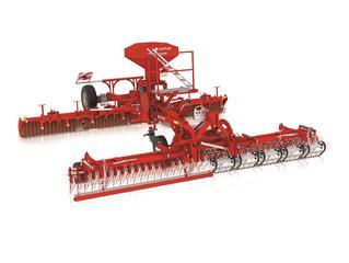 Zalāju uzkopšanas tehnolōgija ar Guttler GreenMaster.