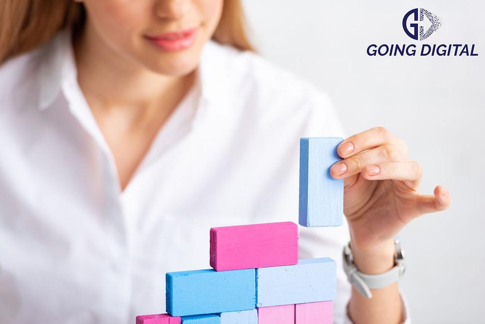 3 Building blocks for Digital Transformation