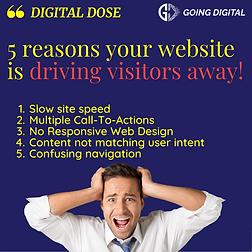 Going Digital Website SEO Audit