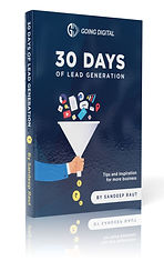 30 Days Of Lead Generration