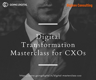 Digital Transformation Masterclass for C