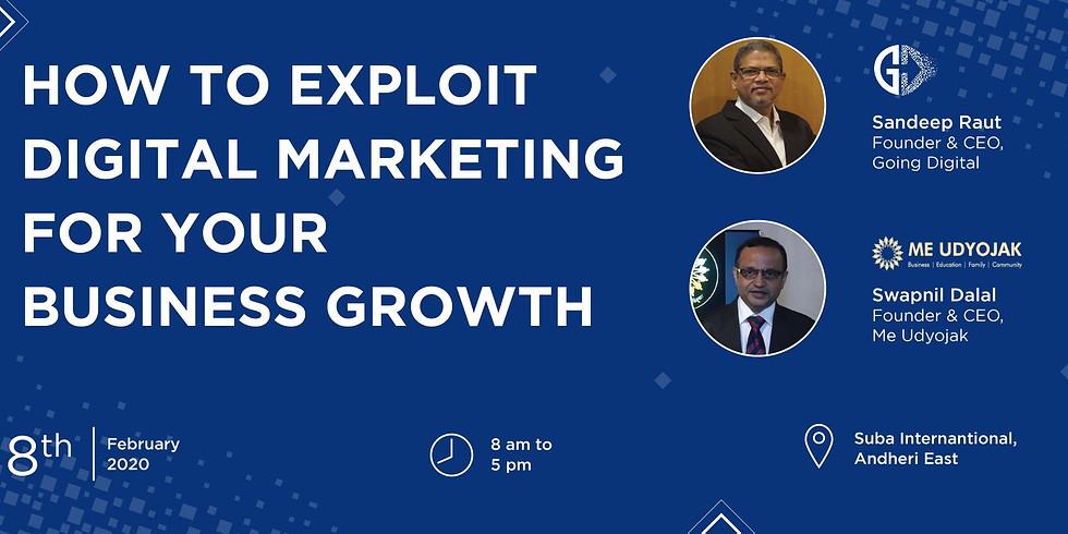 Don't Miss this Digital Marketing Workshop