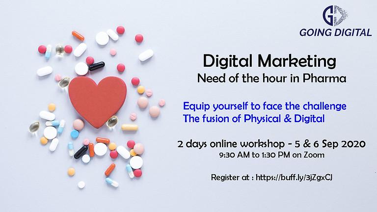 Pharma - Digital Marketing
