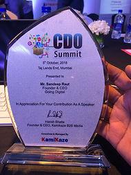 Chief Digital Offier Summit