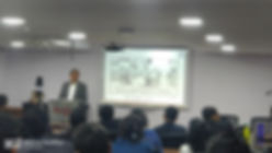 Leadership series talk at Aegis School of Data Science