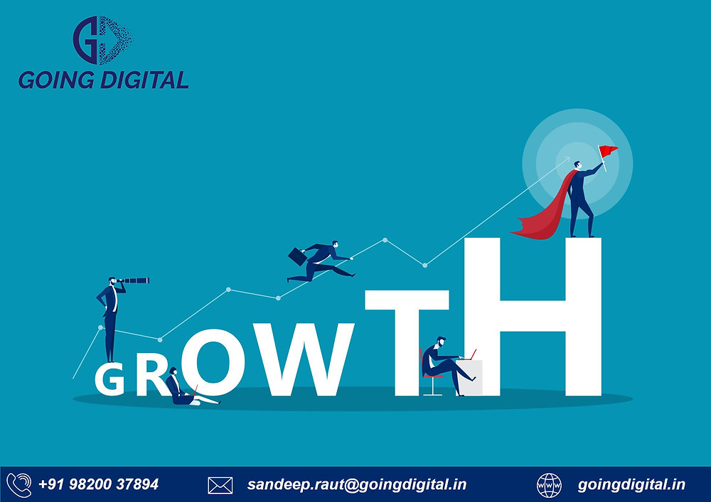Business growth with Going Digital
