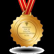 Global top 25 Digital Transformation Blo