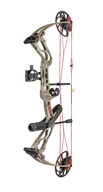 Courage Compound Bow Package - Camo