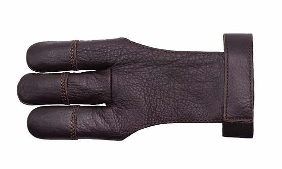 Cowhide Shooting Glove - X-SMALL