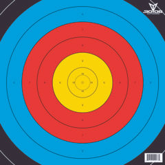 Official-Sized Paper Target | 80cm 10-Ring