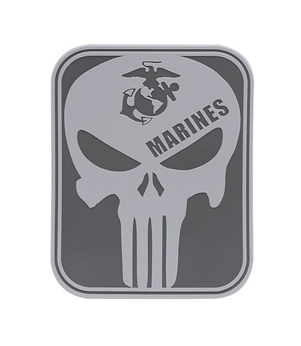 COMBAT Patches - Marine Skull