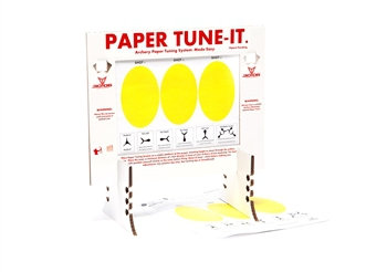 Paper Tune-It DIY Paper-Tuning System