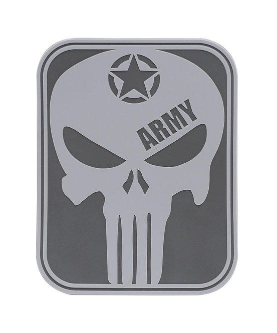 COMBAT Patches - Army Skull