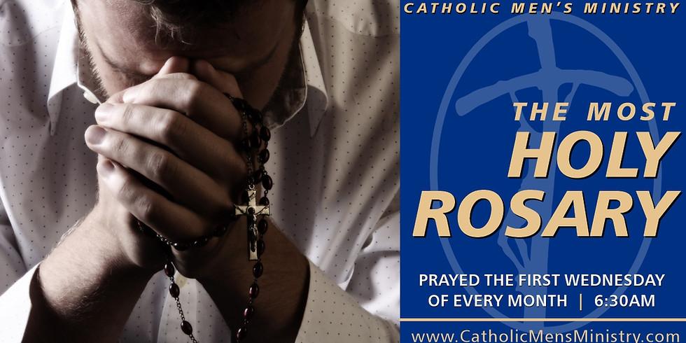 Men's Virtual Rosary
