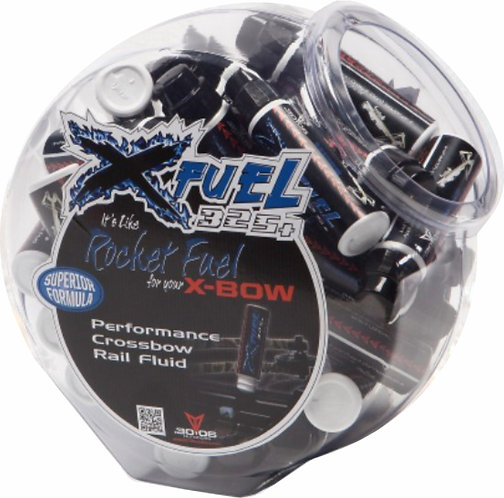 X-Fuel 36-Count Retail Display