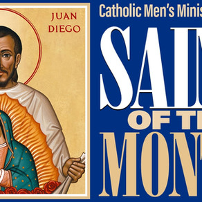 December Saint - Saint Juan Diego and the Virtue of Hope