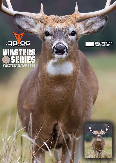 Masters Series - Whitetail Targets