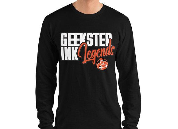Long sleeve t-shirt-Legends