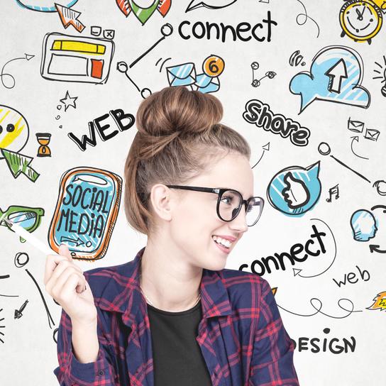 Social Media Strategie für Unternehmen - in 8 Schritten erklärt