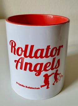 Rollator-Tasse